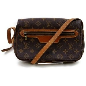 Louis Vuitton Saint Germain Shoulder Bag #2985L17